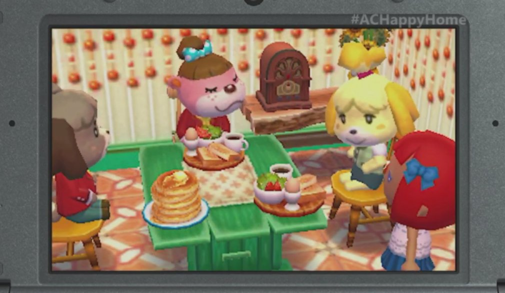 Animal Crossing: Happy Home Designer (Game) | GamerClick.it