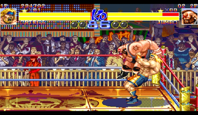 Ring Of Destruction Slam Masters