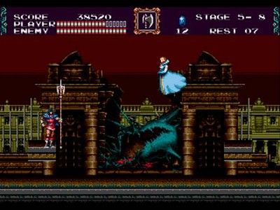 Castlevania: The New Generation