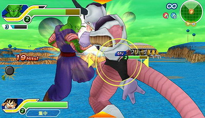 Dragon Ball Z: Tenkaichi Tag Team