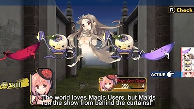 Dungeon Travelers 2: The Royal Library & The Royal Seal