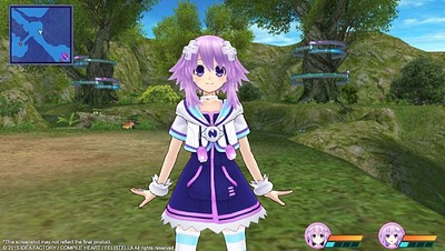 Hyperdimension Neptunia Re;Birth 3: V Generation