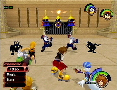 Kingdom Hearts
