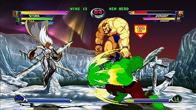 Marvel Vs Capcom 2: New Age of Heroes