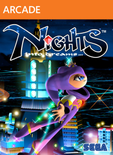 Nights into Dreams HD