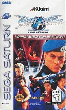 Street Fighter: The Movie (Home Console)