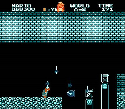 Super Mario Bros: The Lost Levels