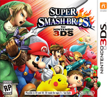 Super Smash Bros. per Nintendo 3DS
