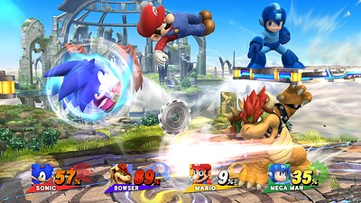 Super Smash Bros. per Wii U