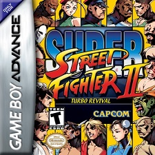 Super Street Fighter II Turbo Revival