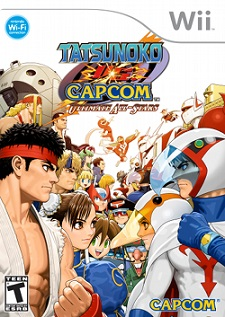 Tatsunoko Vs Capcom: Ultimate All Stars