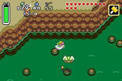 The Legend of Zelda: A Link to the Past & Four Swords