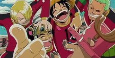 One Piece - Soccer King of Dreams!