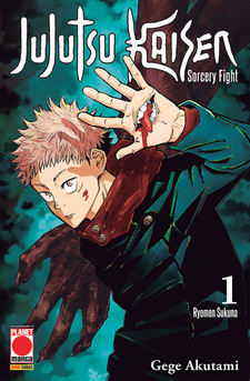 Jujutsu Kaisen - Sorcery Fight