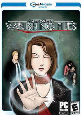 Cate West: The Vanishing Files