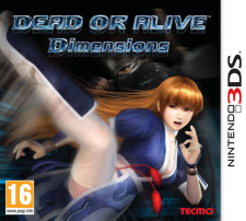 Dead or Alive: Dimensions