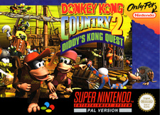 Donkey Kong Country 2 - Diddy's Kong Quest