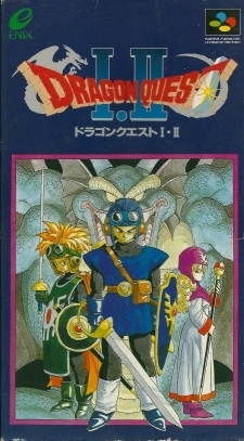 Dragon Quest I•II