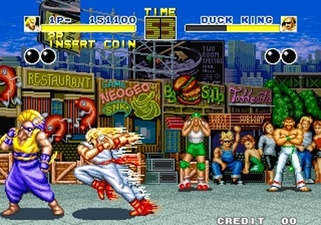 Fatal Fury: King of Fighters