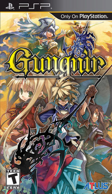 Gungnir: Inferno of the Demon Lance and the War of Heroes