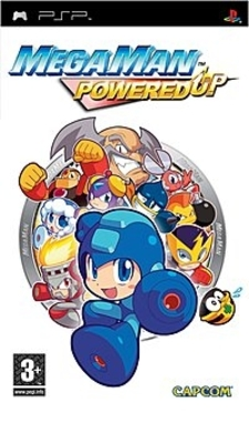 Mega Man Powered Up