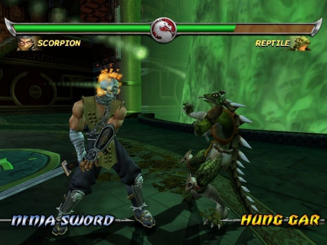 Mortal Kombat: Deadly Alliance (Game) | GamerClick it