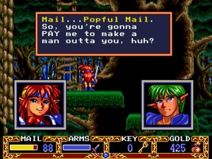 Popful Mail: Magical Fantasy Adventure