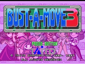 Bust-A-Move 3