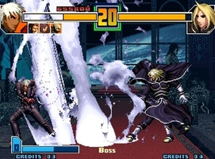 The King of Fighters 2000-2001