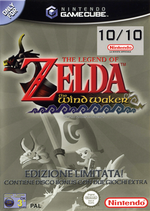 The Legend of Zelda: The Wind Waker Edizione Limitata