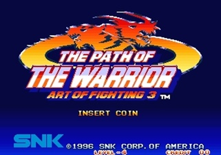The Path of the Warrior: Art of Fighting 3