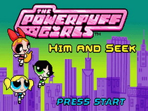 The Powerpuff Girls: HIM and Seek