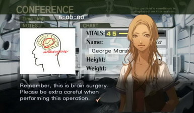 Trauma Center: New Blood