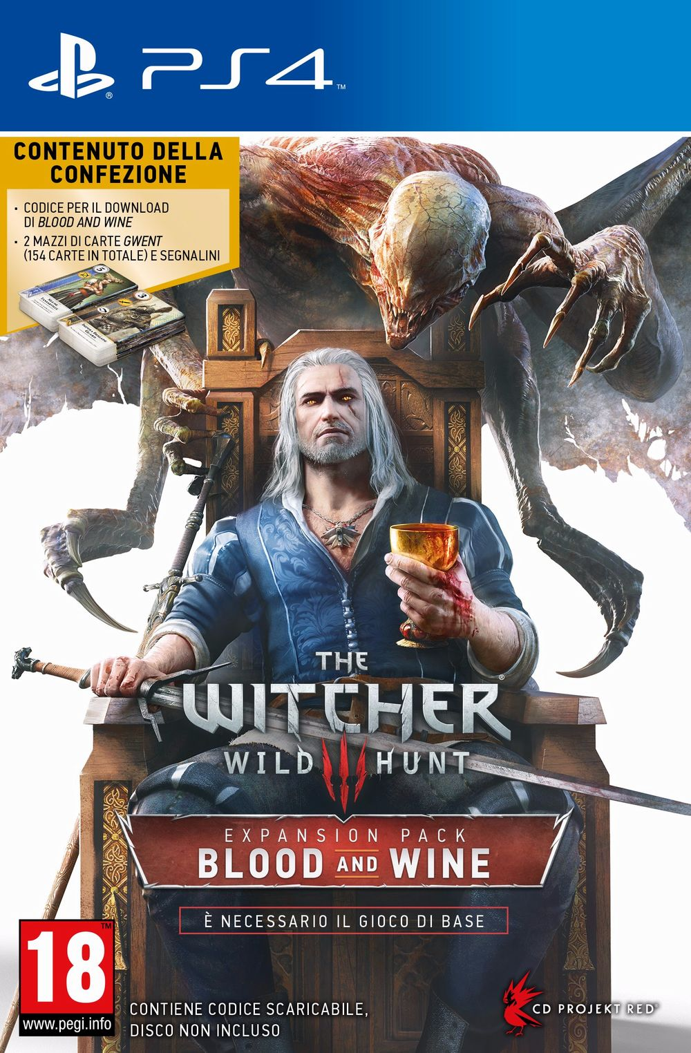 The Witcher 3 Blood and Wine sarà disponibile dal 31 maggio nuovo trailer.jpg