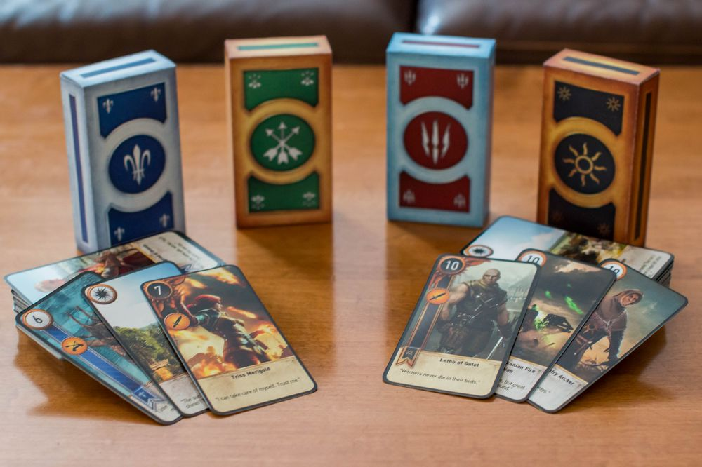 CD Projekt Red annuncia Gwent The Witcher Card Game.jpg