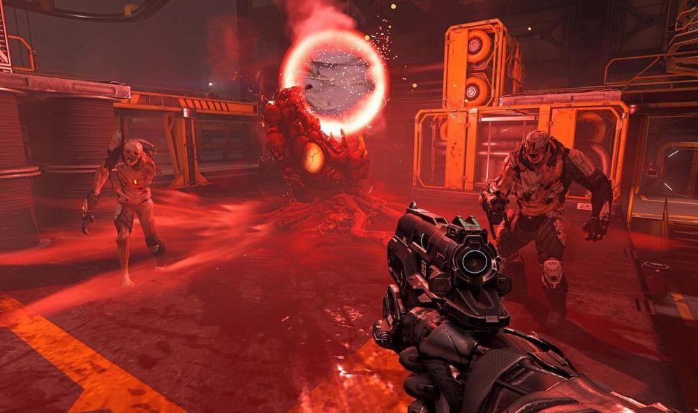 Doom, arriva l'aggiornamento per deathmatch e partite private