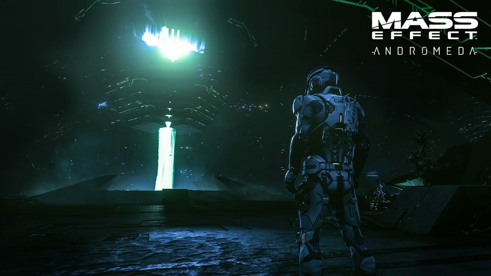 Mass Effect: Andromeda su PlayStation 4 Pro in un video gameplay