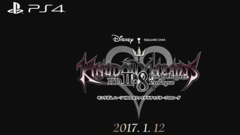 Kingdom Hearts HD 2.8 Final Chapter Prologue, nuove foto e video