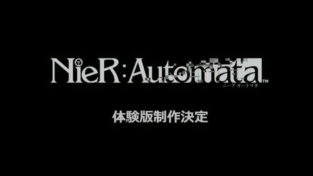 NieR: Automata, annunciata la demo