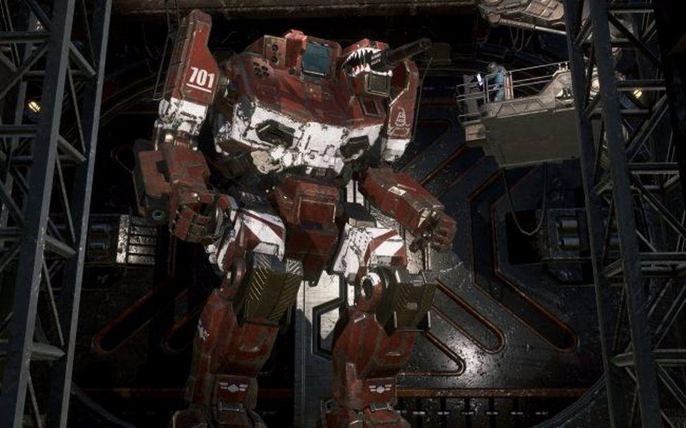 Piranha Games annuncia MechWarrior 5, disponibile il trailer