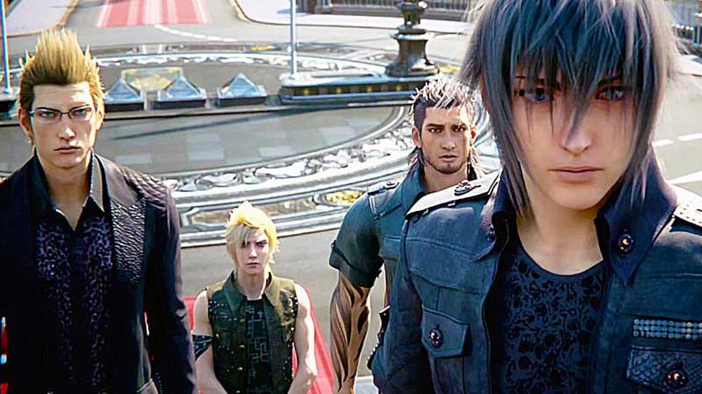 Final Fantasy XV da oggi disponibile: primo confronto PS4/PS4 Pro