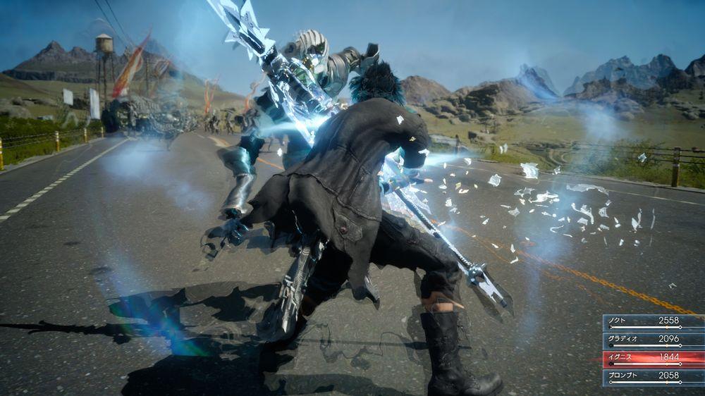 Final Fantasy 15 si veste a festa nel suo primo DLC!