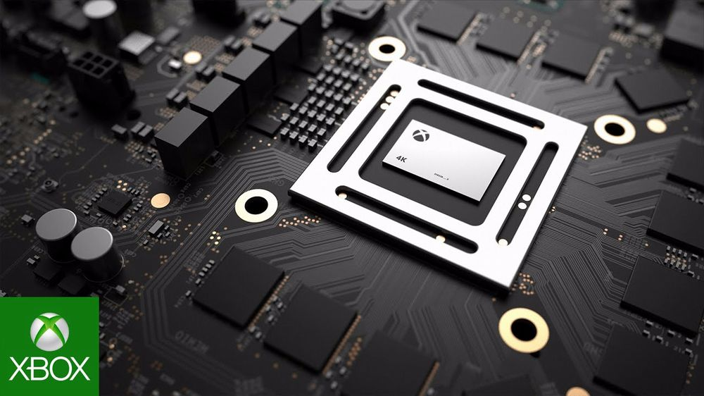 Project Scorpio avrà probabilmente un'interfaccia diversa da Xbox One