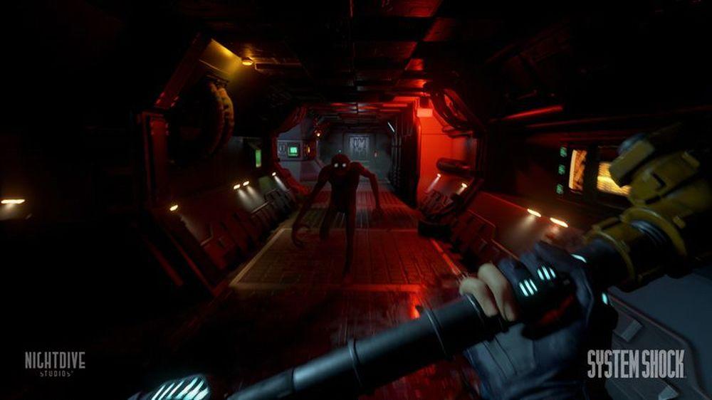 Il remake di System Shock girerà su Unreal Engine 4