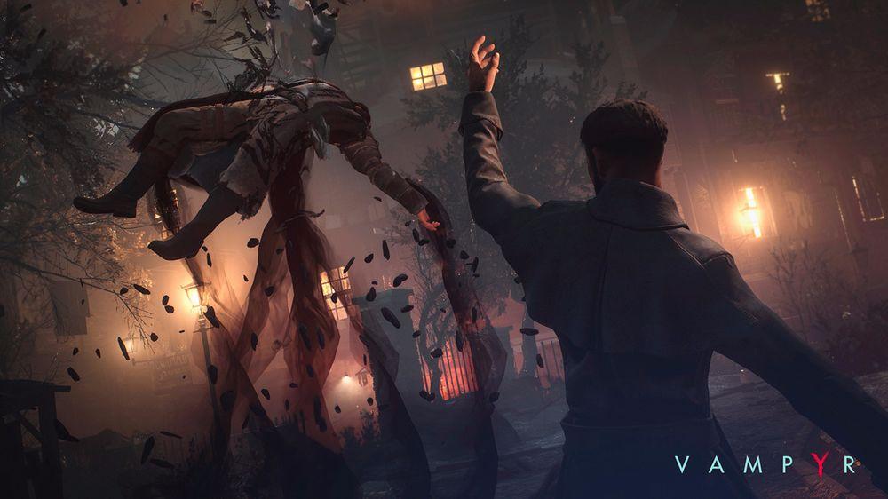 Le scelte morali di Vampyr daranno molta libertà ai giocatori