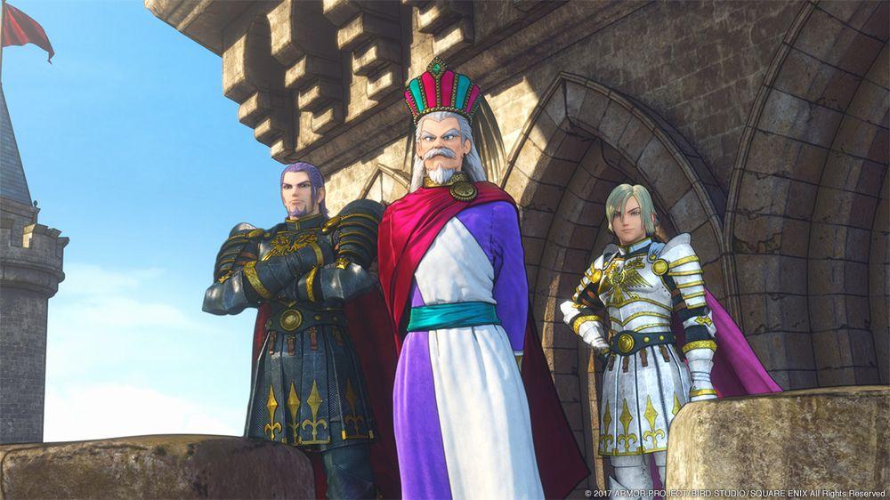 Dragon Quest XI ha una data di lancio su PS4 e 3DS