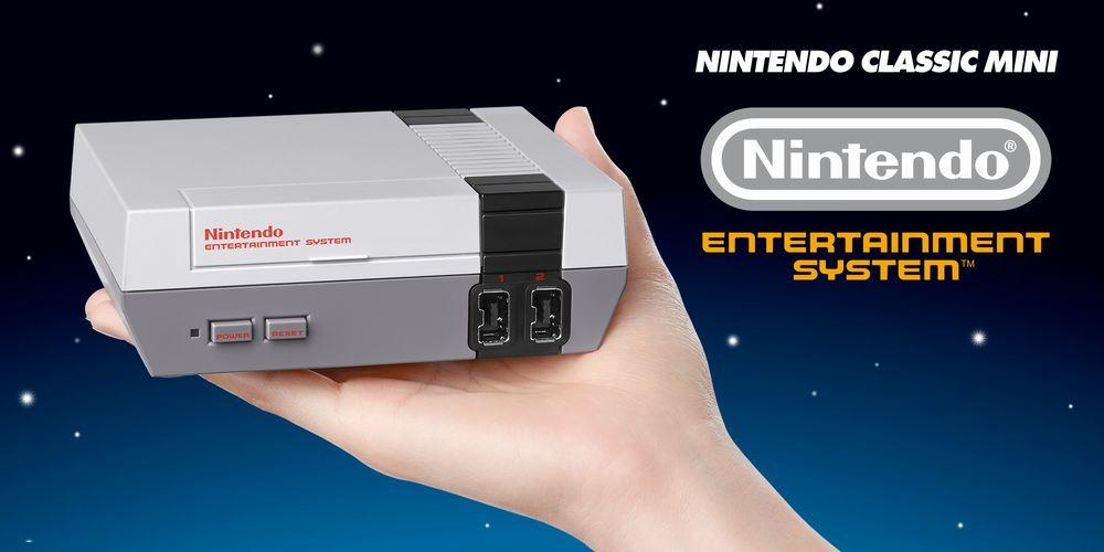 NES Classic Mini: produzione fermata da Nintendo
