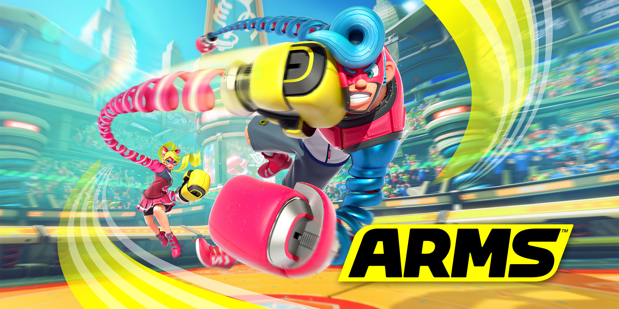 Mercoledì ci sarà un Nintendo Direct per Arms e Splatoon 2
