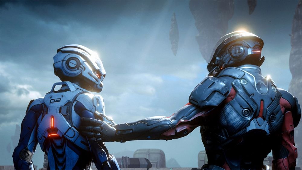 Mass Effect: Andromeda, online la patch 1.06
