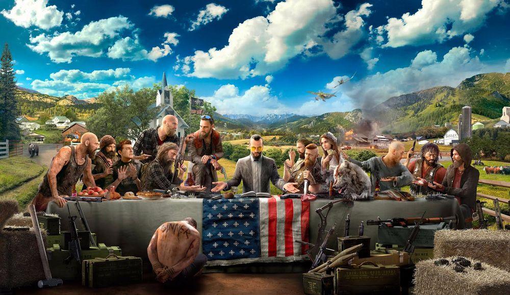 Far Cry 5: arriva la prima foto ufficiale